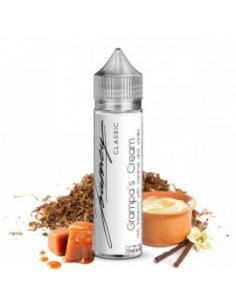 Grampa's Cream Liquido Journey Classic Aroma 20 ml Tabacco