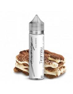Tiramisu Liquido Journey Classic Aroma 20 ml Cremoso