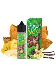 Crazy Monkey Liquido 20 ml DR Juice Lab Aroma Tabacco Banana