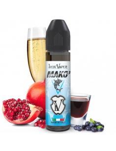 Makò Liquido 20 ml Iron Vaper Aroma Spumante Mirto Melograno