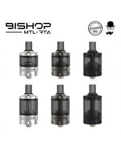 Bishop MTL RTA Atomizzatore TVGC e Ambition Mods Rigenerabile