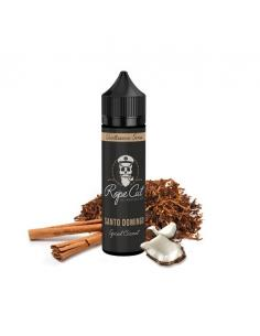 Santo Domingo Liquido Scomposto Rope Cut da 20 ml Aroma Tabacco