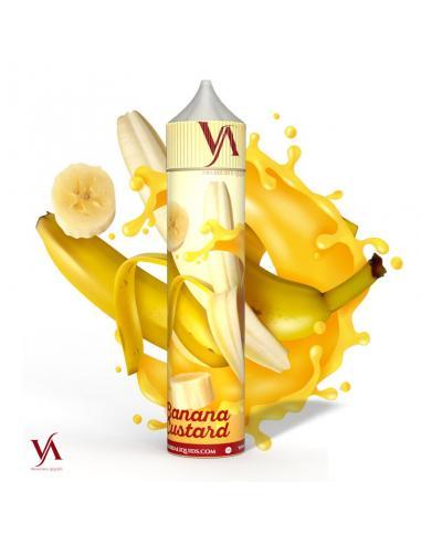 Banana Custard Liquido Valkiria Aroma 20 ml Vaniglia e Banana
