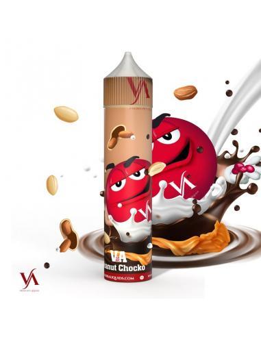 V&A Peanut Choko Liquido Valkiria Aroma 20 ml Cioccolato e