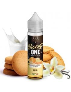 Biscottone Liquido Suprem-e 20ml Aroma Biscotto e Vaniglia