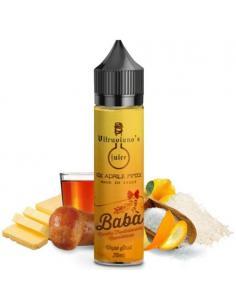 Babà Liquido Vitruviano's Juice 20ml Aroma Dolce al Rum