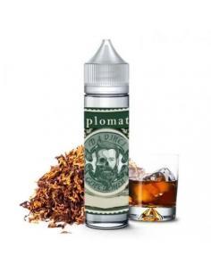 Diplomatic Liquido Da Vinci Mods 20ml Aroma Tabacco e Rum