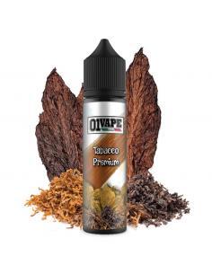 Tabacco Premium Liquido 01 Vape 20 ml Aroma Tabaccoso