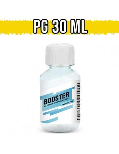 Glicole Propilenico 30 ml Base Neutra Booster 100% PG