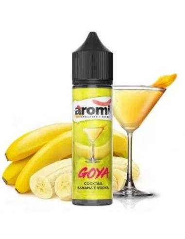 Goya N.11 Liquido Easy Vape da 20 ml Aroma Vodka alla Banana