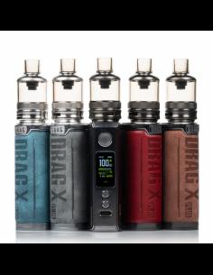Drag X Plus Voopoo Kit Completo 100W