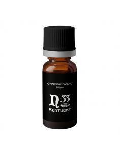 Kentucky N.33 Liquido Officine Svapo Aroma 10 ml Sigaro Toscano