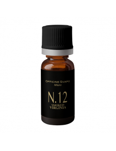 Smoked Virginia N.12 Liquido Officine Svapo Aroma 10 ml
