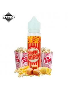Pop Deez Liquido Scomposto Steep Vapors 20 ml Aroma Pop Corn