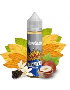 Royalty 2 Liquido Vapetasia 20ml Aroma Cremoso