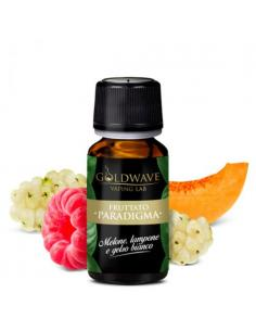 Paradigma Liquido Goldwave Aroma 10 ml Melone Lampone Gelso