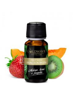 Macedonia Liquido Goldwave Aroma 10 ml Melone Kiwi Fragola
