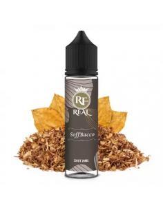 Soft Tobacco Aroma di Real Farma liquido scomposto da 20ml
