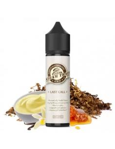 Last Call Liquido Scomposto Steam Train 20 ml Aroma Tabacco