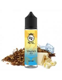 Virginia Ice Liquido Real Farma 20ml Aroma Tabacco Cremoso Ice