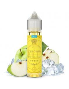 Green Apple Ice Sours Liquido Kilo 20ml Aroma Mela e More Ice