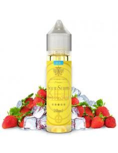 Strawberry Ice Sours Liquido Kilo 20ml Aroma Fragola Ghiacciata