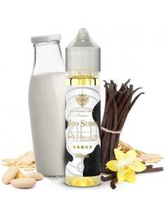 Vanilla Almond Milk Liquido Kilo 20ml Aroma Milkshake Vaniglia