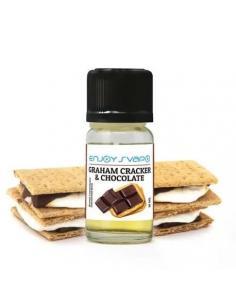 Graham Cracker and Chocolate Aroma Concentrato EnjoySvapo da 10