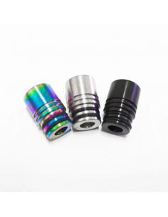 Drip Tip di ricambio in resina con attacco 510 - 1 pezzo