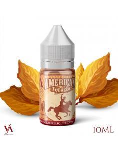 American Tobacco Liquido Valkiria Aroma 10 ml Tabaccoso