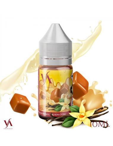 Caramel Custrad Liquido Valkiria Aroma 10 ml Vaniglia e