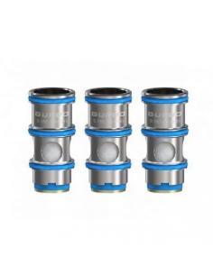 Guroo Resistenze Aspire Head Coil 0.15 ohm e 0.3 ohm - 3 Pezzi