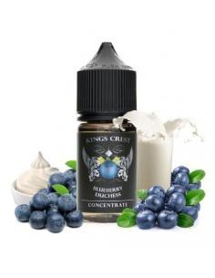 Duchess Blueberry Aroma Concentrato Kings Crest Liquido da 30