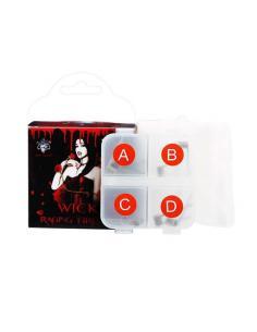 Demon Killer Wick and Raging Fire Coil Ni80 Resistenze Prefatte