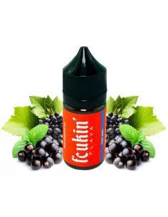 Freezy Grapes Low Menthol Aroma Fcukin' Flava Liquido 30 ml Uva