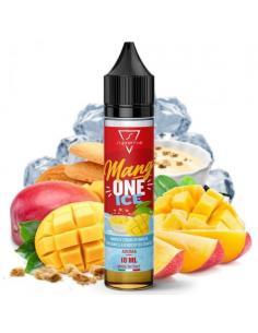 Mangone Ice Liquido 10ml Mini Shot Suprem-e Aroma Mango e Crema
