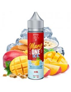 Mangone Ice Liquido Scomposto Suprem-e 20ml Aroma Mango e Crema