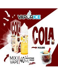 Cola Polare Vaporice Liquido Vaporart 40 ml Aroma Cola