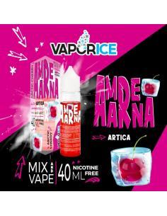 Amarena Artica Vaporice Liquido Vaporart 40 ml Aroma Amarena