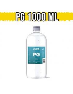 Glicole Propilenico 1 Litro Base Neutra VAPR 100% PG