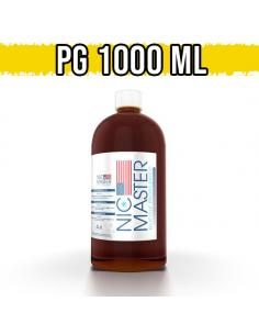 Glicole Propilenico 1 Litro Base Neutra Nic Master 100% PG