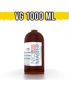 Glicerina Vegetale 1000 ml Base Neutra Nic Master 100% VG