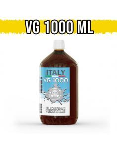 Glicerina Vegetale 1 Litro Base Neutra Galactika 100% VG