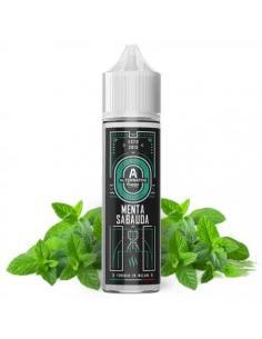 Menta Sabauda Liquido Alternative Vapor da 20 ml Aroma al