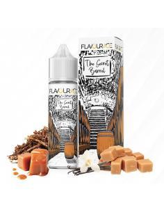 The Secret Barrel Liquido Flavourage da 20 ml Aroma Vaniglia