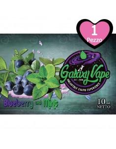 Blueberry and Mint Galaxy Vape 10 ml