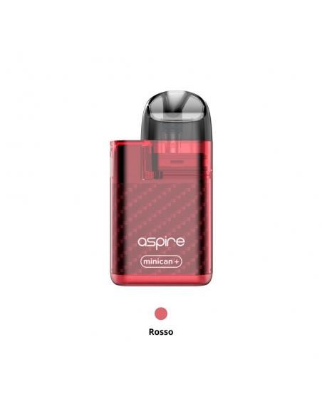 Minican Plus Aspire Pod Mod Kit 850mAh