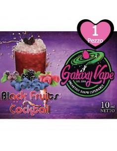 Black Fruit Galaxy Vape 10 ml