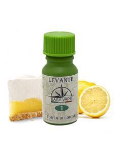 Levante N.1 Liquido Easy Vape Aroma 10 ml Plun Cake Frutti Rossi