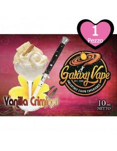 Vanilla Criminal Galaxy Vape 10 ml
